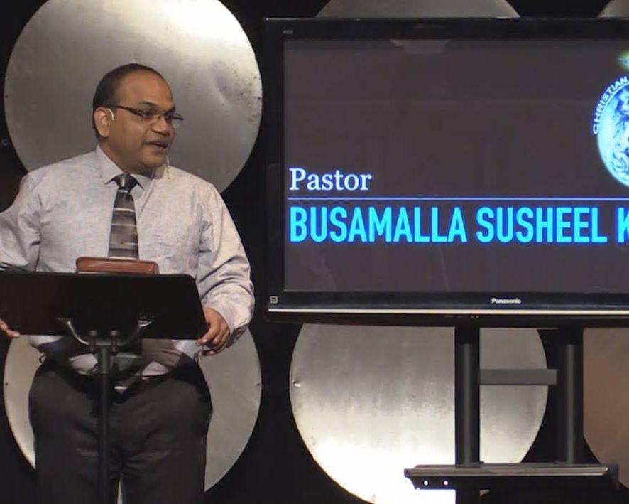 Busamalla Susheel Kumar – 'Aint God Good Ministries