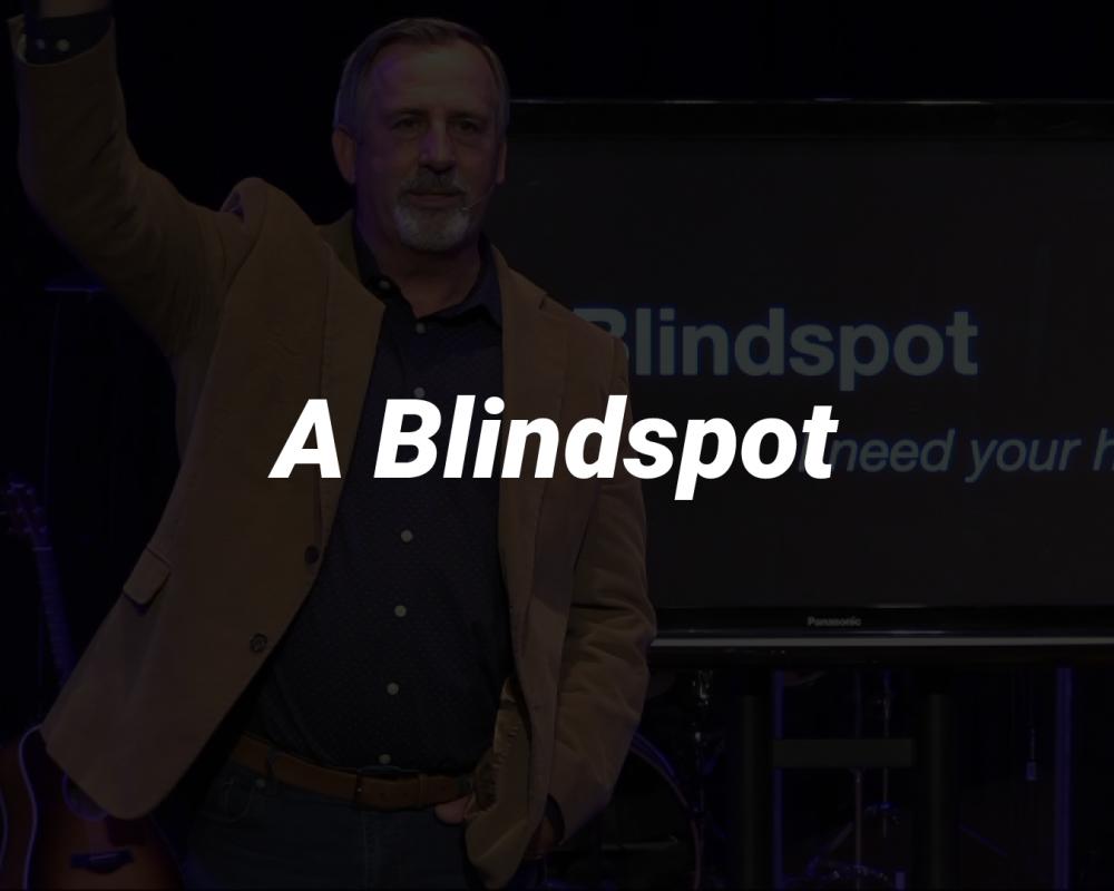 A Blindspot